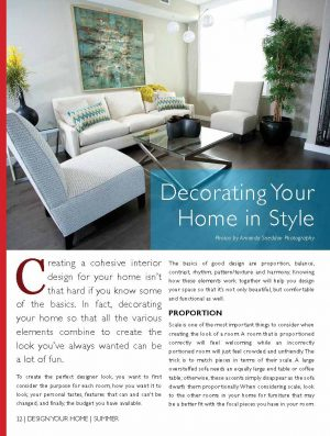 Design Your Home | Articles about home, cottage, apartment or ...